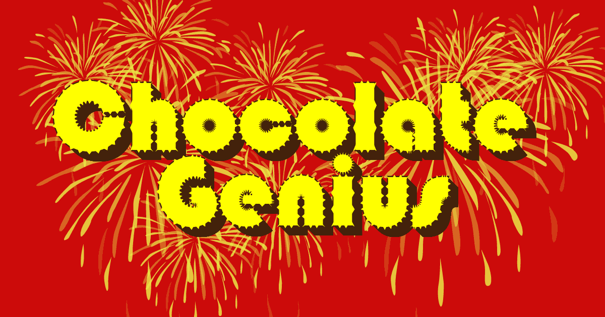Chocolate Genius