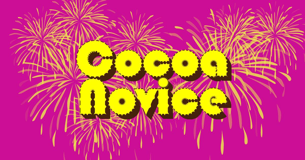 Cocoa Novice