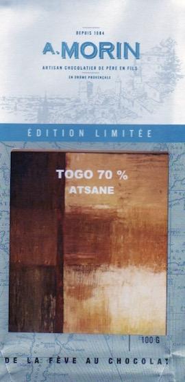 TOGO SUITE:<br>Akata<br>Atsane<br>Kpime
