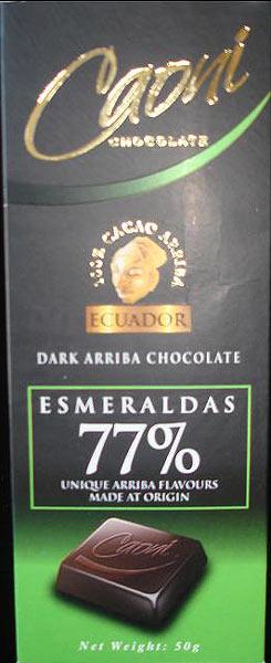 Esmeraldas 77%