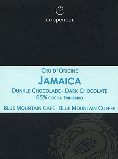 Jamaica w/ Blue Mt Coffee