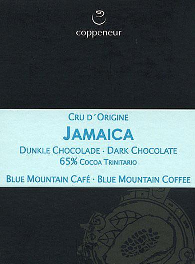 Jamaica w/ Blue Mt Coffee