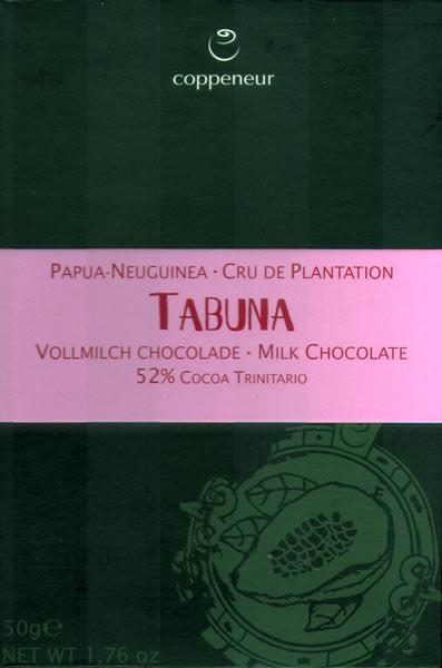 Tabuna Milk Choc