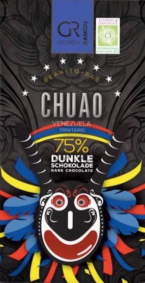 Chuao<br>Haiti<br>Jamaica<br>Guatemala<br>Schattenmilch<br>Pfifferlinge<br>Suchti Line<br>+ more...