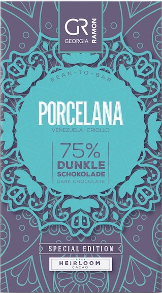 PORCELANA<br>Lighter Roast<br>Darker Roast