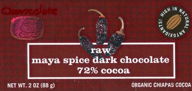 Raw Maya Spice
