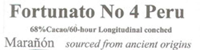 Fortunato No. 4