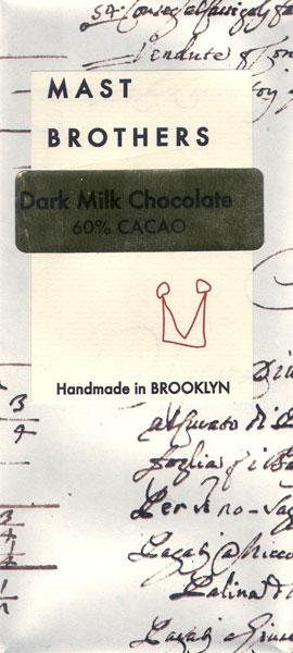 Dark Milk 60