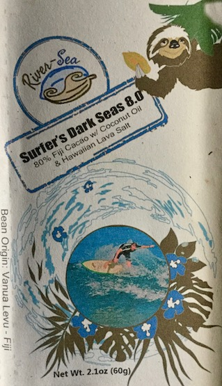 Surfer's Dark Seas 8.0