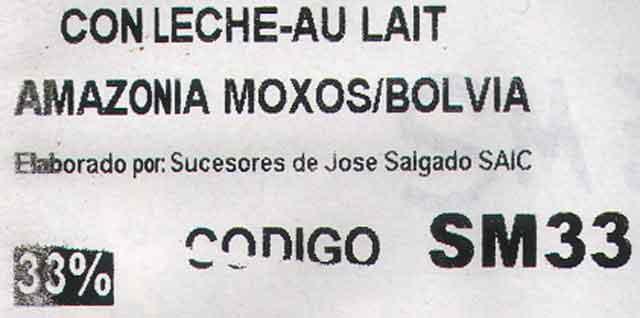 Moxos Milk