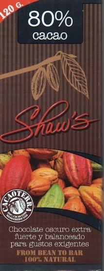 EL SALVADOR<br>80%<br>70%<br>51%<br>Chocolate con Leche