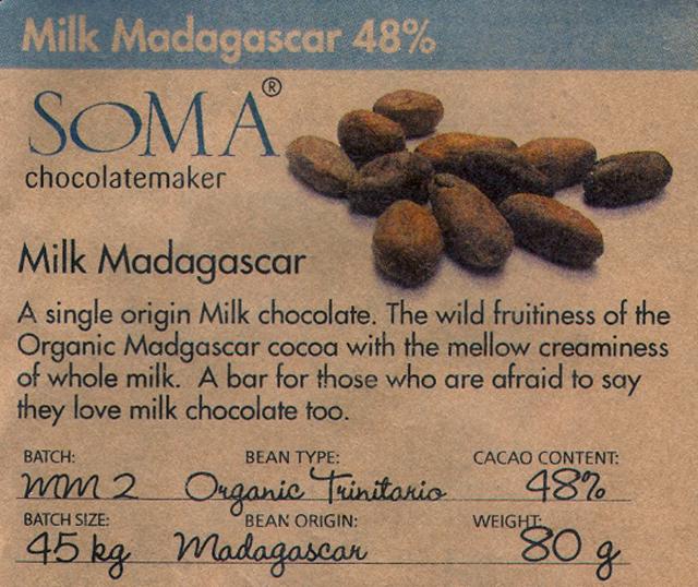 Madagascar Milk