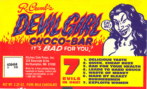 Goji by Vosges chocolate review