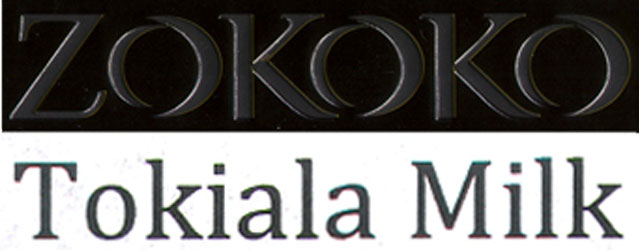 Tokiala Milk Chocolate